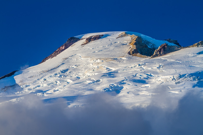 View of Mount Baker - USA