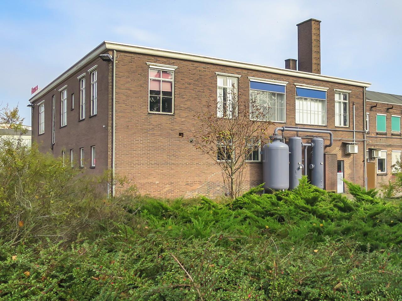 Sloop Flamco/IMZ-fabriek