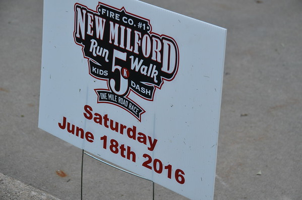 7th Annual New Milford Fire Co. 1 5K Run/Walk and Kids Dash