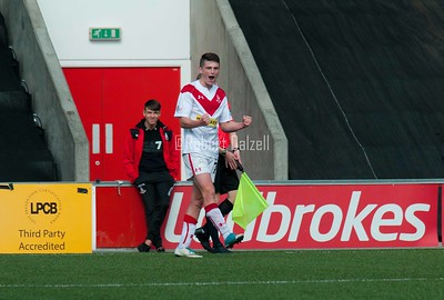 Airdrieonians v Alloa 26 8 17