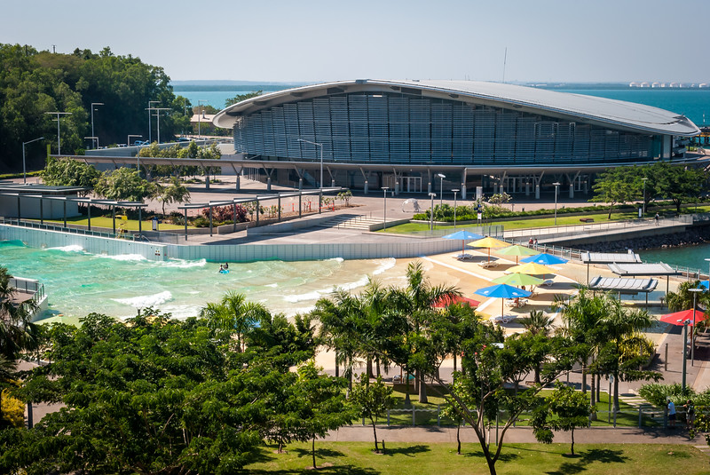 Wave Pool in Darwin