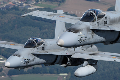 2018-09-07 F18 Spainish Air Force