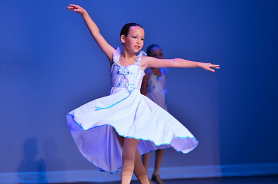 Dance Recital - 2012