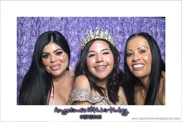 Angelina's 18th Birthday 07/17/21