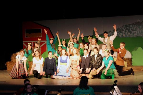 2013 Ng Musical: Honk!