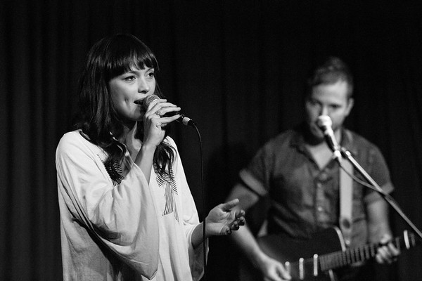 Kate Earl @ Hotel Cafe (10/27/2012)