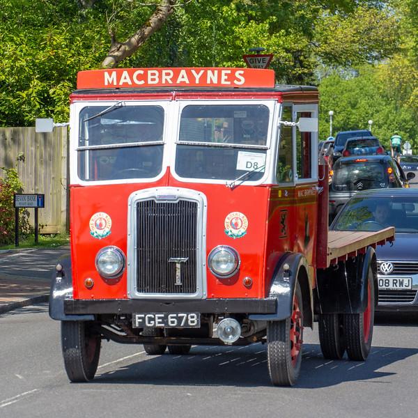 FGE678 1947 Thornycroft