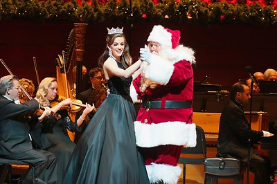 DBKphoto / Miss America 2016 performs with Philly Pops 12/09/2015
