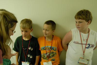 2007 06 07 VBS Vacation Bible School
