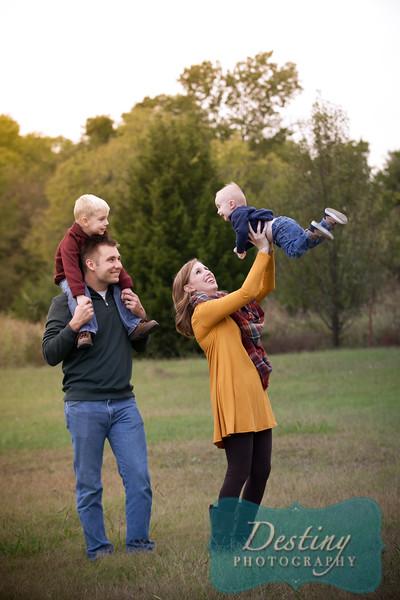 Phillips Family 2018