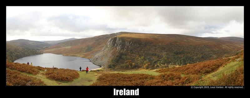Ireland, Scotland, England, and France (Oct  2019)
