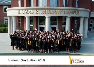 WGTC Summer 2018 Graduation