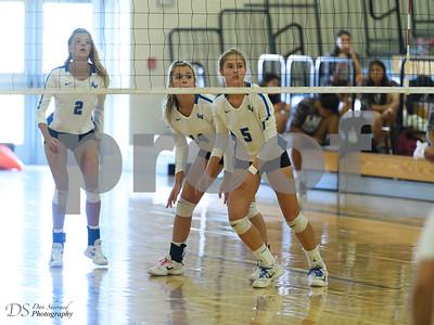 Varsity Volleyball vs. Poth & St. Anthony