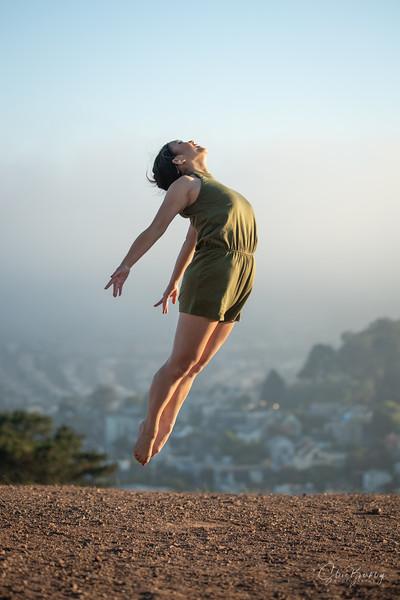 SF Bernal Heights Dancers 9/21