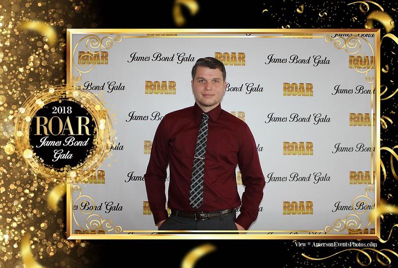 Roar James Bond Gala 2018