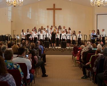 NJHSA 2014 Jr. High Spring Concert