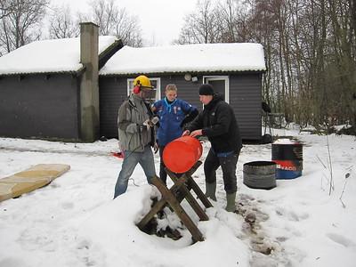 Rønne på juletur 2010