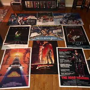 2018 1021 Star Wars, Sci-Fi, Adventure Poster Find
