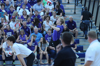 2014 Varsity Volleyball vs. St. Xavier (05/25/2014)