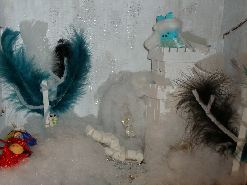 . Title: Frozen Peeps (Robyn Krystal de Dios, 18, and Robert Christian de Dios, 16)
