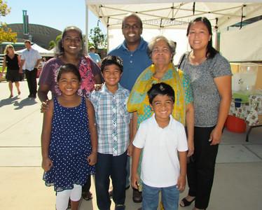 8-24-2014 Sunday Service