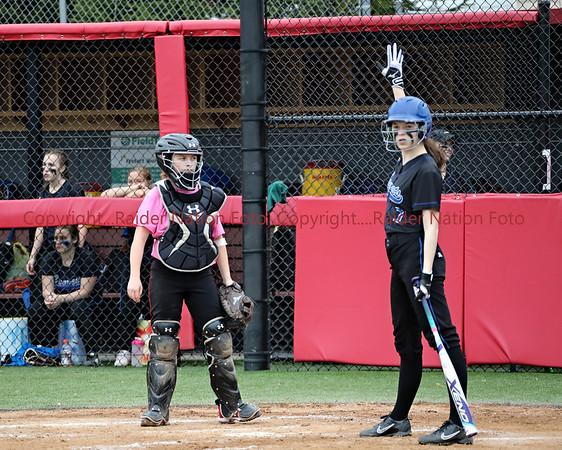 18 V Softball vs Sandy Creek