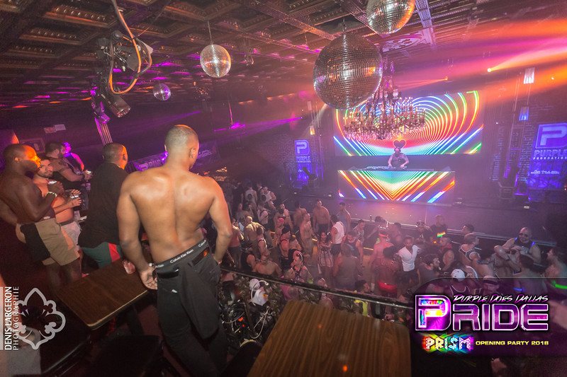 PRISM | The Dallas Pride Opening Party 2018
