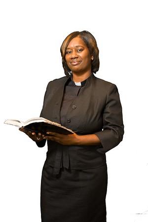 Pastor Latina Hubbard