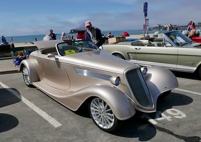 Capitola Car Show-6/9/18