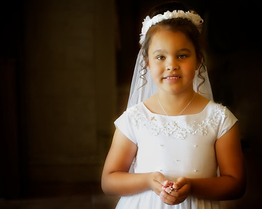 Felberg First Holy Communion