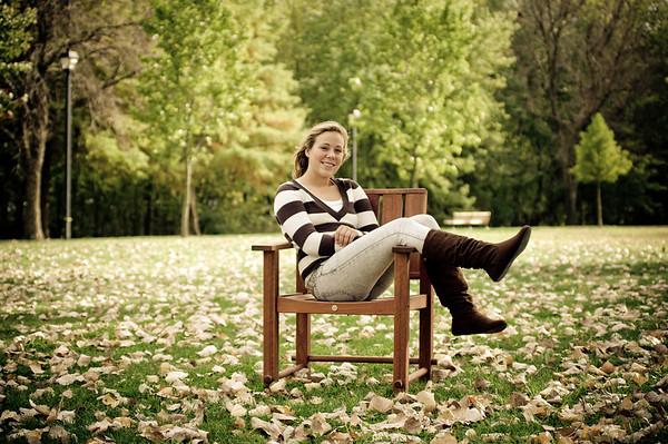 Savannah Senior Pics
