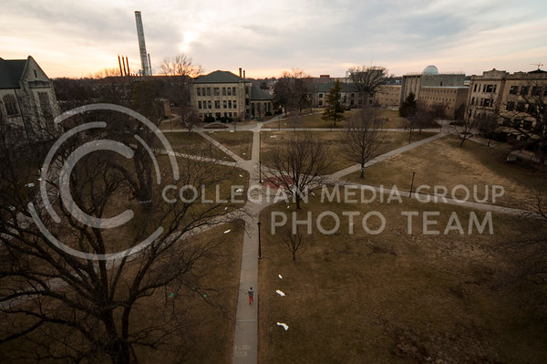 From the Roofs of Campus