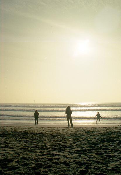 Roll 00023 - Santa Barbara / Eclipse / LA Beaches