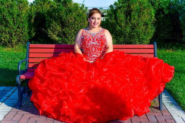 Quinceañera -Karen Jaquelin Molina Flores- Julio 25, 2017- Pleasantville, NJ