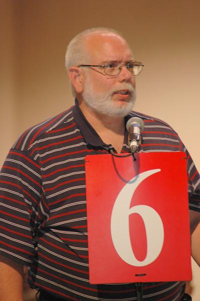 Pr. Steven Frock, Western Iowa Synod