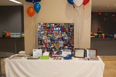 Amy Graduation party 2013
