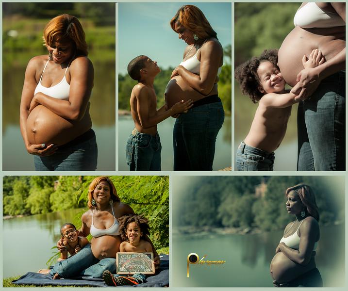 Tiara Jeter Maternity