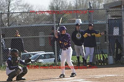 20060417_Avon vs North Ridgeville - Boys Varsity Baseball