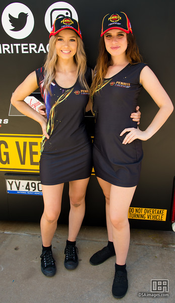 Penrite Racing girls
