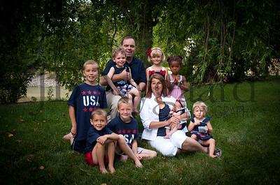 Family - Jan Hilty Edman 2012