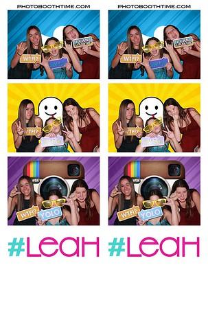 #Leah's Bat Mitzvah
