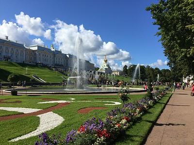 St. Petersburg, August 2015