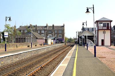 Scottish Region Stations