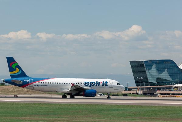 Former Spirit Airlines