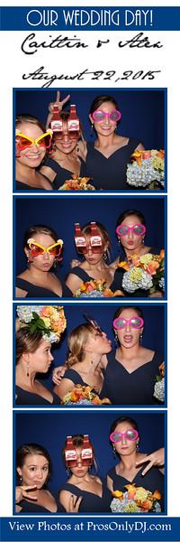 Caitlyn & Alex Wedding 8-22-15