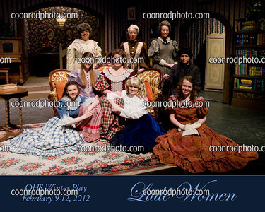 QHS Winter Play - Little Women