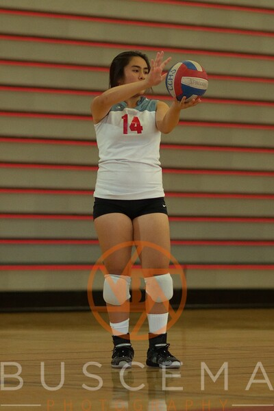 CCHS vs SFC Freshman Girl's Volleyball 9-14-2012