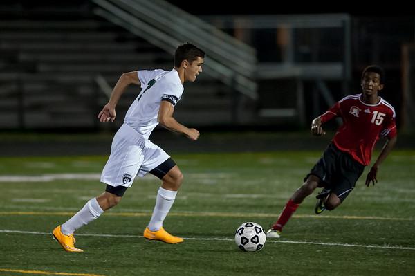 Atholton Varsity Soccer Playoffs vs Glenelg - 10/24/14