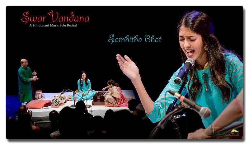 Samhitha's Hindustani Music Solo Recital 2018