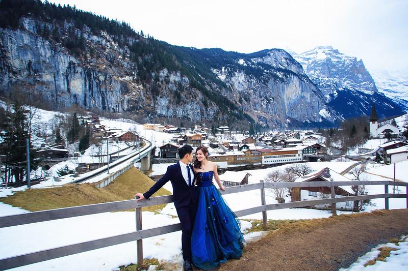 switzerland winter pre wedding